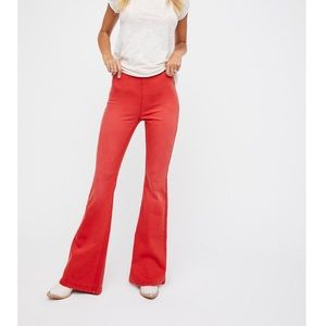 FP Penny Pull-on Flare Jean